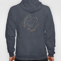 Rainbow Record Hoody