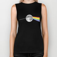 Dark Side Of The Moon. Biker Tank