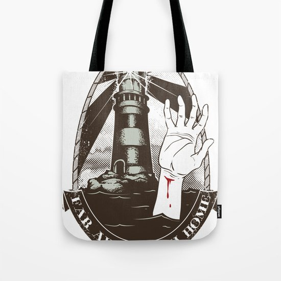Far away from home Tote Bag