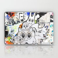 Sugar Monsters Laptop & iPad Skin