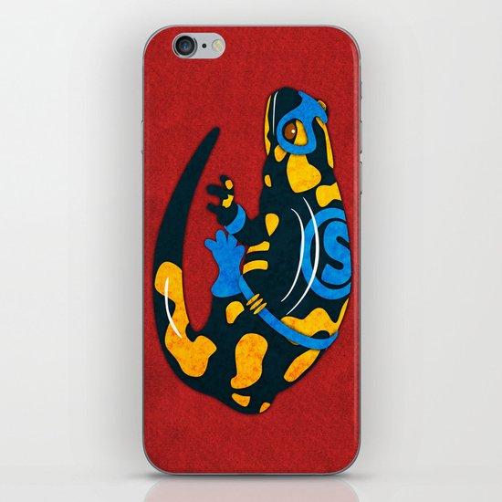 Salamander iPhone & iPod Skin