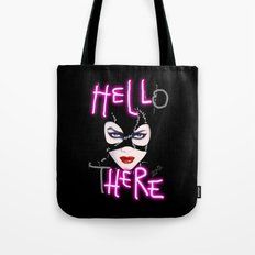 Hell Here! Catwoman Tote Bag
