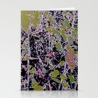 Berry Infusion  Stationery Cards