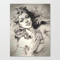 Parfum Canvas Print