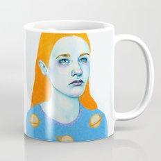 Saturn Girl Mug