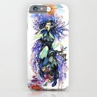 Vampire Snack iPhone 6 Slim Case