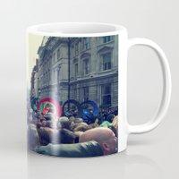 A London Parade  Mug
