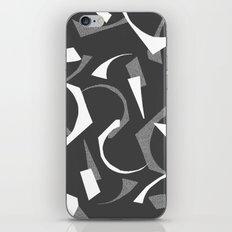 Space Travel iPhone & iPod Skin