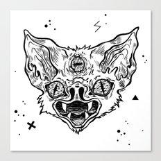 It's bat Canvas Print