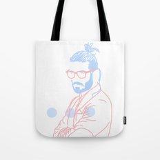 Blue Beard, 2014. Tote Bag