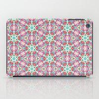 Watercolor Boho Dash 1 iPad Case