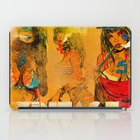 Vintage 76 ( 3 wenches) iPad Case
