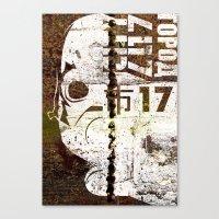 City 17 Canvas Print