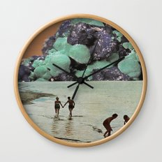 We Can Always Afford The Luxury Of Dreaming Wall Clock