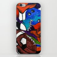 Sports Fans iPhone & iPod Skin