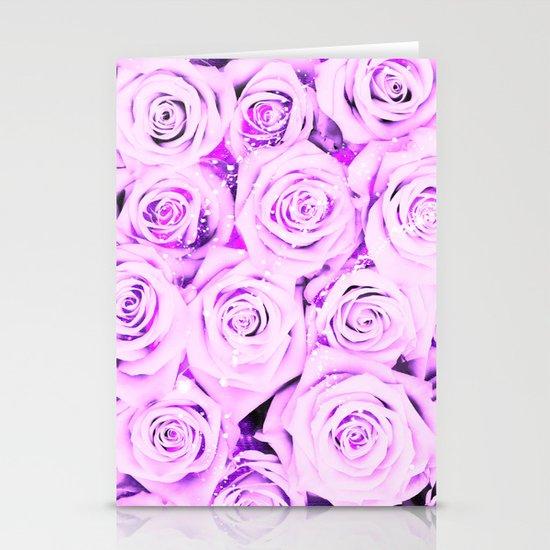 VELVET ROSES - For IPhone - Stationery Card