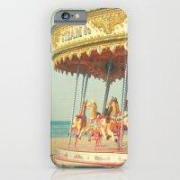Seaside Carousel iPhone 6 Slim Case