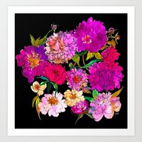 Petal Power Art Print