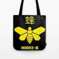 Heisenberg - Breaking Ba… Tote Bag