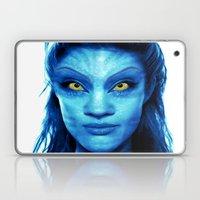 Angelina Jolie Avatar Laptop & iPad Skin