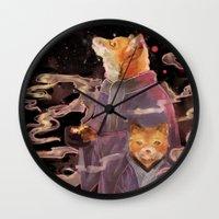 O D E N Wall Clock