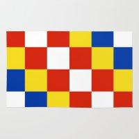 Antwerp Flag Belgium Cou… Rug