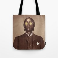 Baron Von Three PO  Tote Bag