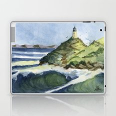 Peaceful Lighthouse V Laptop & iPad Skin
