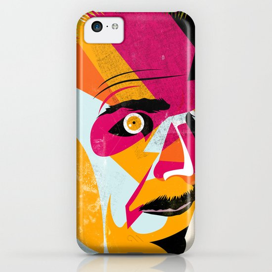 head_131112 iPhone & iPod Case