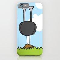 Oz the Ostrich iPhone 6 Slim Case