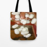 Mullberry Silkworm Cocoo… Tote Bag