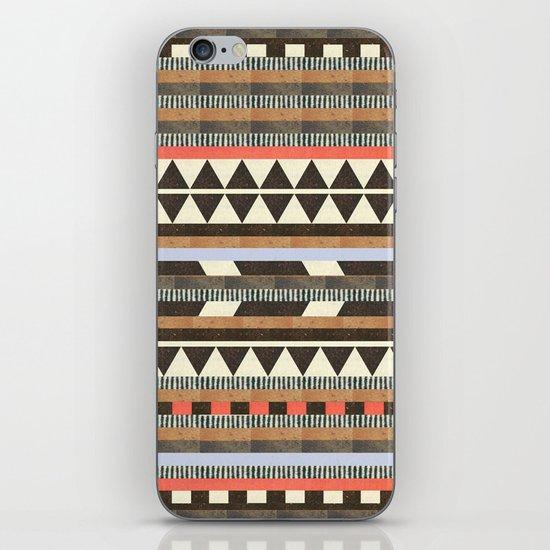 DG Aztec No.1 iPhone & iPod Skin