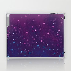 Bi Pride Flag Galaxy Laptop & iPad Skin