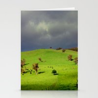 Following The Fence Line… Stationery Cards