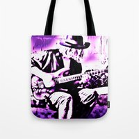 Rock N' Roll Gypsy Tote Bag
