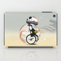 CAT INSIDE DROID iPad Case