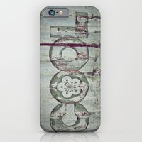 iPhone & iPod Case featuring COOL by John Medbury (LAZY J Studios)