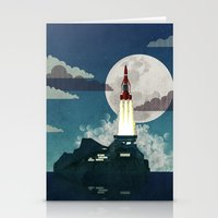 Tracy Island Stationery Cards