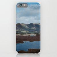 iPhone & iPod Case featuring The Hills of Connemara, Ireland by norakathleen