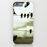 iPhone & iPod Case featuring Lines Of Communication by The Strange Days Of Gothicolors