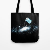 The Milky Way Tote Bag