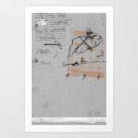 Errata Corrige 5 Art Print