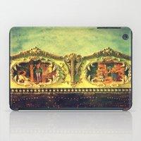 Auf Dem Jahrmarkt (1) iPad Case