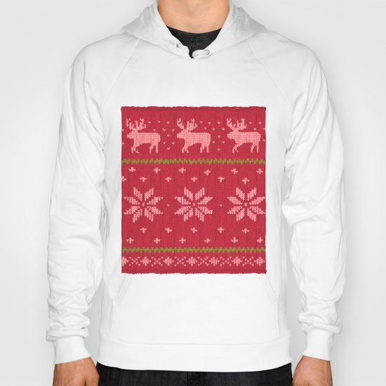 Winter Lovers Christmas Hoody