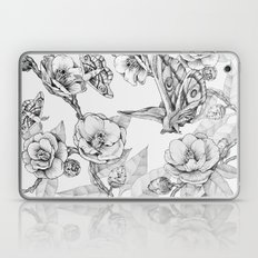 Moths & Camellias Laptop & iPad Skin