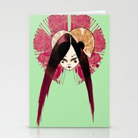 Ma Petite Japonaise v4 Stationery Cards
