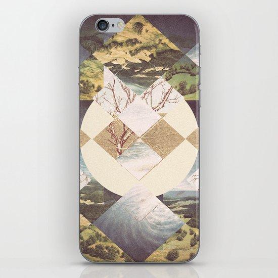 Geometric Abstraction iPhone & iPod Skin