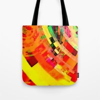 Playa Del Carmen Sun No.… Tote Bag