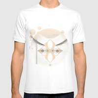 Song Mens Fitted Tee White SMALL