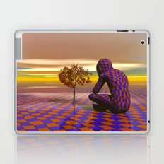 A day in the park Laptop & iPad Skin